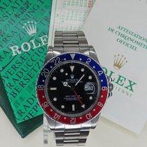 Ρολεξ (Rolex) GMT Master 16750 Vintage 40mm 1983 Full Set
