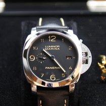 Panerai PAM00359  Luminora Marina 1950 Black Dial