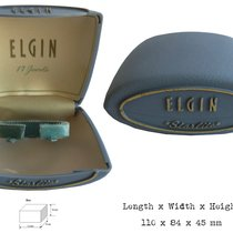Elgin box for ladies wristwatch
