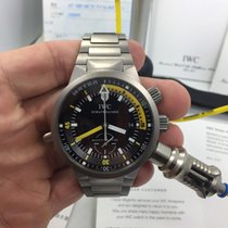 IWC GST Deep One Depth Gauge Diver ref. 3527