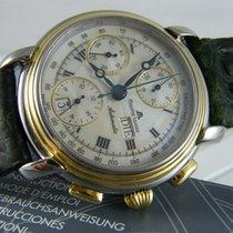 艾美 (Maurice Lacroix) Master Piece Automatic Chronograph -...