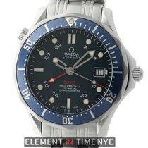 "Omega Seamaster Professional 300m ""James Bond"" GMT 2012"