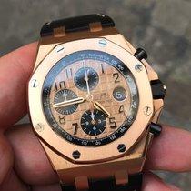 Audemars Piguet Royal Oak Offshore Chronograph rose gold oro...