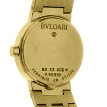 Bulgari BB 23 GGD 18k  Gold Ladies Watch