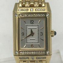 Jaeger-LeCoultre Reverso Lady GOLD DIAMOND FLORALE