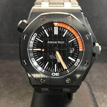 Audemars Piguet Royal Oak Offshore Diver Ceramic Orange