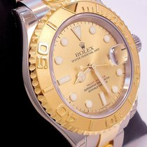 Rolex Yacht-master 40mm Two Tone 18k Yellow Gold & Ss...