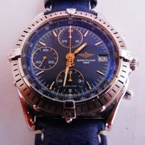 Breitling chronomat cronografo automatico acciaio