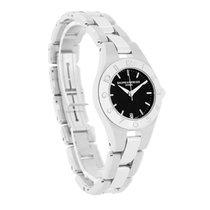 Baume & Mercier Linea Ladies Black Dial Swiss Quartz Watch...