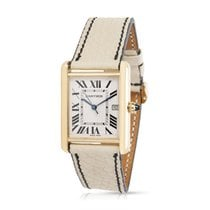 Cartier Tank Louis W1529756 Men's Watch in 18K Yellow Gold