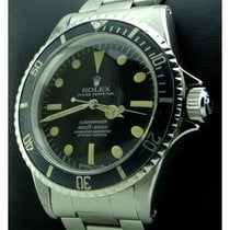 Rolex | Vintage Submariner Ref.5512, 4 Lines Dial, From 1970