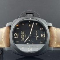 Panerai 1950 3 Days GMT Date Automatic Ceramica 44mm PAM00441...
