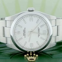 Rolex Oyster Perpetual Original Silver Index/Arabic Dial 36mm...
