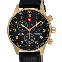 Swiss Military SM34012.10 Chronograph 5 ATM, 41 mm