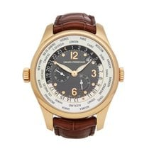 Girard Perregaux WW.TC 18k Rose Gold Gents ORNO224 - COM730