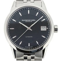 Raymond Weil Freelancer 43 Automatic Black Dial