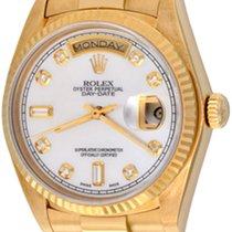 Ρολεξ (Rolex) President Day-Date Model 18038 18038