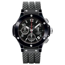 Hublot Big Bang Black Magic 41mm Automatic Stainless Steel...