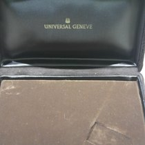 Universal Genève vintage brown box rare for tricompax aerocomp...