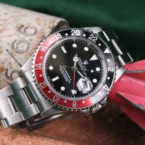 Rolex 16710 GMT Master II – 1989 – With Box & Papers