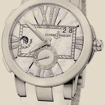 Ulysse Nardin Functional  Executive Dual Time Lady
