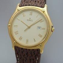 Ebel 1911 Sport classic Gold 18k/750 Box+Papiere