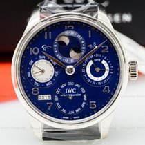 IWC IW503203 5032 Portuguese Perpetual Calendar Double Moon...