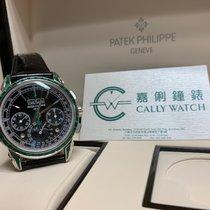 Patek Philippe Cally - PP Calendar Sapphire Chronograph -...