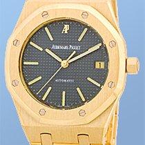 """Audemars Piguet Gent's 18K Yellow Gold  """"Royal Oak""""."""