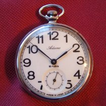 Adams pocket watch