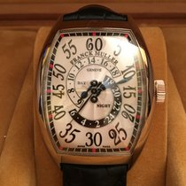 Franck Muller Curvex Double Hour Retrogade 8880 DH R