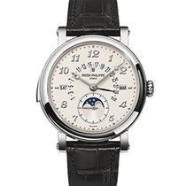 Patek Philippe 5213G-010 White Gold Men Grand Complications [NEW]