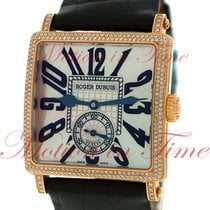 Roger Dubuis Golden Square 37mm Small Seconds, Mother of Pearl...