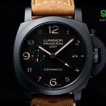파네라이 (Panerai) Pam 441 Luminor 3-days Gmt Black Ceramic 1950 44mm