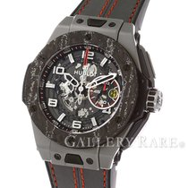 "ウブロ (Hublot) Big Bang Ferrari Titanium Carbon 45MM ""Limite..."