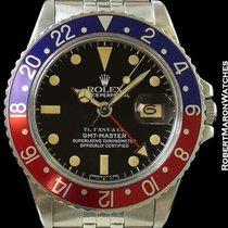Ρολεξ (Rolex) 1675 Gmt Master Tiffany & Co Steel Automatic