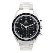 Omega Speedmaster Stainless Steel Black Manual Wind 311.30.42....