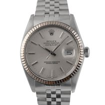 Rolex Datejust Steel with Silver Dial, Ref: 16014