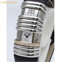 カルティエ (Cartier) カルティエ デクラレーションダイヤSS/TI/PG WT000830
