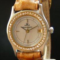 Jaeger-LeCoultre lady Quartz dress watch 18K yellow gold &...