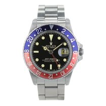 Rolex GMT Master 1675 Gilt FULL SET 1965