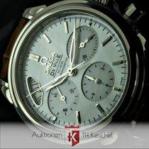 Omega De Ville Co-Axial Chronograph Perlmutt Full Set 4878.70.36