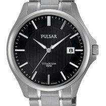 Pulsar PS9431X1 Herrenuhr Titanium 40mm 5ATM