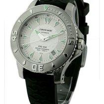 Chopard 16/8912 L.U.C. Pro One in Steel - onn Black Rubber...