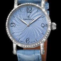 Chronoswiss Unique Timepieces Artist Diamonds Silver Light...
