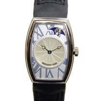 Breguet Heritage 18k White Gold Silver Automatic 8860BB/11/386