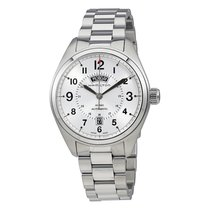 Hamilton Khaki Field Automatic Silver Dial Stainless Steel...