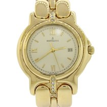 Bertolucci Pulchra 18k Yellow Gold Diamond 26mm Quartz Watch