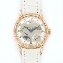 F.P.Journe Rose Gold Octa Divine Moonphase Diamond Watch