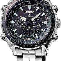 Seiko Prospex Funk Solar World Time Chronograph SSG001P1